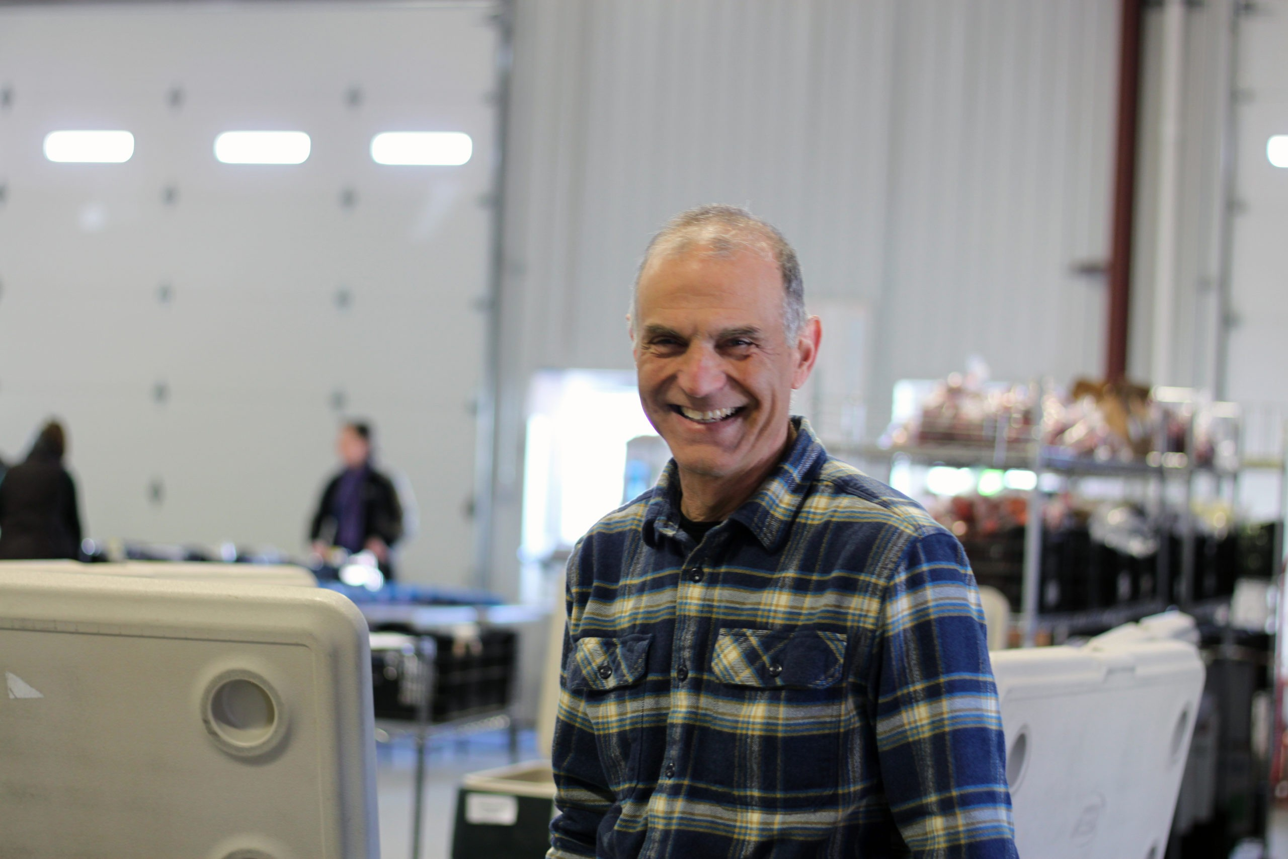 Greg Georgaklis, Founder and Owner of Farmers To You